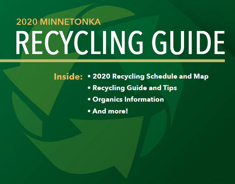 Plan for recycling, brush and leaf drop in 2020