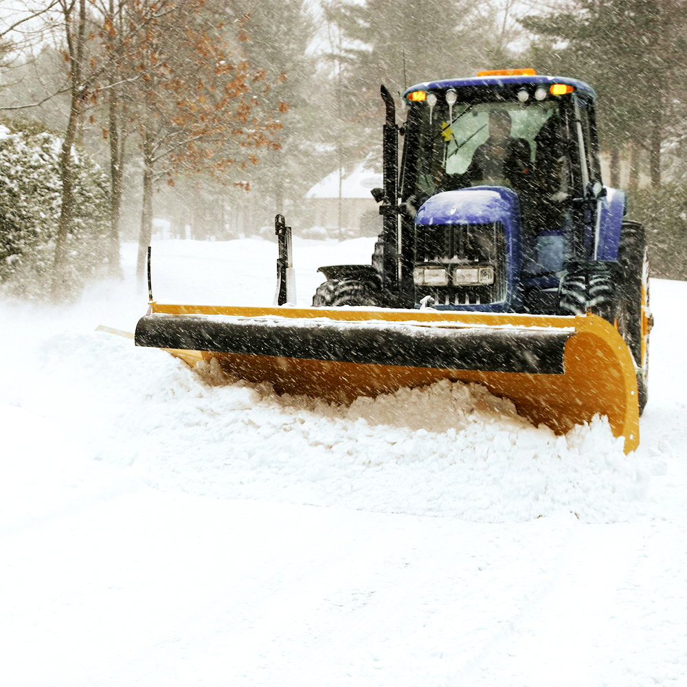 Winter snow removal and parking reminders